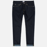 Мужские джинсы Edwin ED-80 Deep Blue Denim 11.8 Oz Unwashed фото- 0