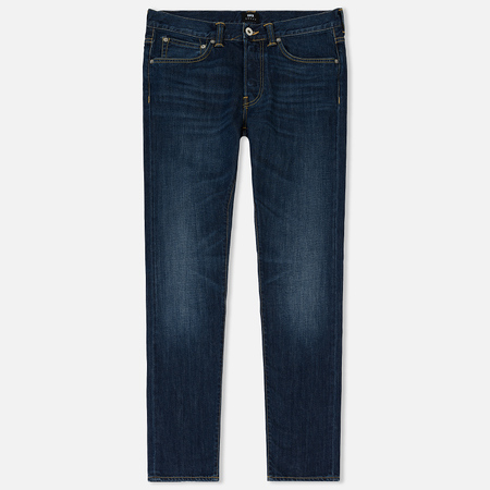 Мужские джинсы Edwin ED-80 Kingston Blue Denim 12 Oz Blue Mid Coal