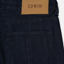 Мужские джинсы Edwin ED-80 Kingston Blue Denim 12 Oz Blue Rinsed фото- 4