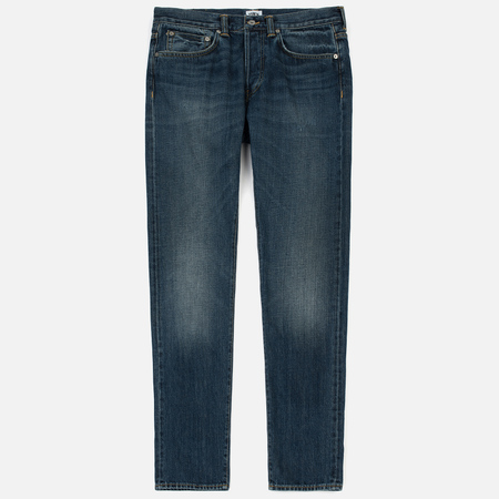 Мужские джинсы Edwin ED-80 Red Listed Selvage Denim 14 Oz Blue Sapphire Wash
