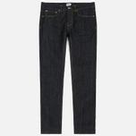 Мужские джинсы Edwin ED-80 Red Listed Selvage Denim 14 Oz Unwashed фото- 0