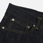 Мужские джинсы Edwin ED-80 Red Listed Selvage Denim 14 Oz Unwashed фото- 1