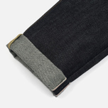Мужские джинсы Edwin ED-80 Red Listed Selvage Denim 14 Oz Unwashed фото- 5