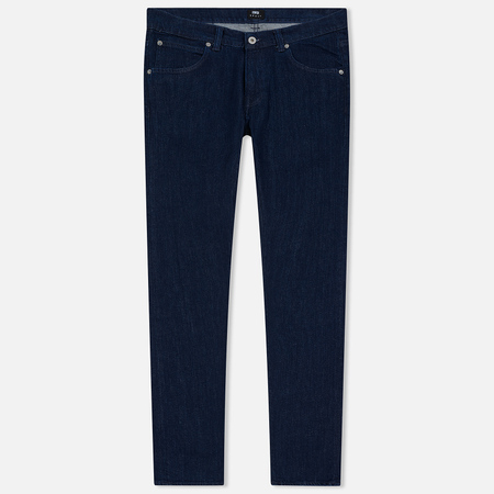 Мужские джинсы Edwin ED-85 CS Braxton Blue Denim 12 Oz Blue Rinsed