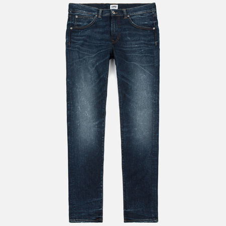 Мужские джинсы Edwin ED-85 CS Night Blue Denim 11 Oz Contrast Clean Wash