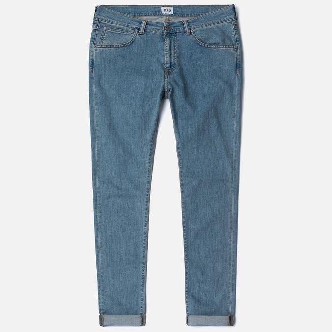 Мужские джинсы Edwin ED-85 CS Night Blue Denim 11 Oz Even Wash