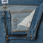 Мужские джинсы Edwin ED-85 CS Night Blue Denim 11 Oz Even Wash фото- 2