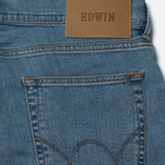 Мужские джинсы Edwin ED-85 CS Night Blue Denim 11 Oz Even Wash фото- 3