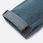 Мужские джинсы Edwin ED-85 CS Night Blue Denim 11 Oz Even Wash фото- 4