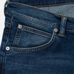 Мужские джинсы Edwin ED-85 CS Night Blue Denim 11 Oz Mid Trip Used фото- 1