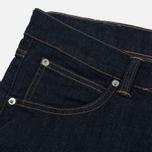 Мужские джинсы Edwin ED-85 CS Night Blue Denim 11 Oz Rinsed фото- 2
