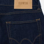 Мужские джинсы Edwin ED-85 CS Night Blue Denim 11 Oz Rinsed фото- 3