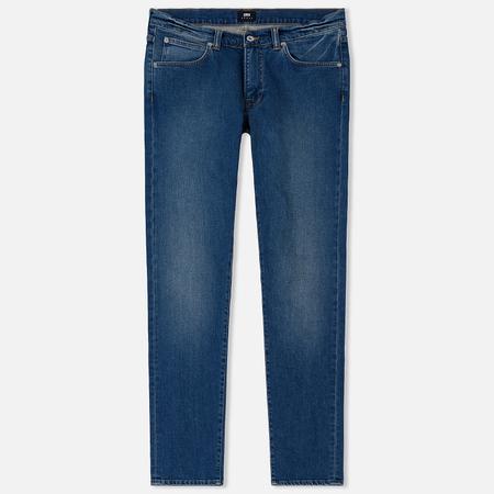 Мужские джинсы Edwin ED-85 CS Power Blue Denim 11.5 Oz Blue Baltic Wash