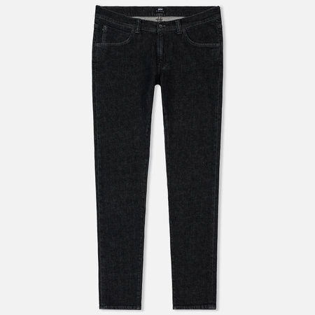 Мужские джинсы Edwin ED-85 CS Red Listed Black Denim 12.75 Oz Black Easy Black Wash