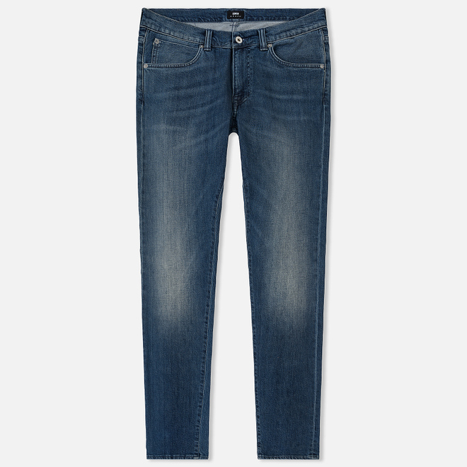Мужские джинсы Edwin ED-85 CS Red Listed Blue Denim 12.75 Oz Blue Mission Wash