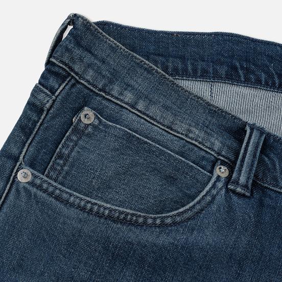 Мужские джинсы Edwin ED-85 CS Red Listed Blue Denim 12.75 Oz Blue Mission Wash