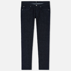 Мужские джинсы Edwin ED-85 CS Red Listed Blue Denim 12.75 Oz Blue Rinsed