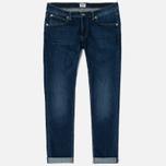 Мужские джинсы Edwin ED-85 CS Red Listed Selvage Denim 10.5 Oz Blast Wash фото- 0
