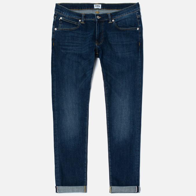 Мужские джинсы Edwin ED-85 CS Red Listed Selvage Denim 10.5 Oz Blast Wash