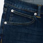 Мужские джинсы Edwin ED-85 CS Red Listed Selvage Denim 10.5 Oz Blast Wash фото- 1