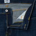 Мужские джинсы Edwin ED-85 CS Red Listed Selvage Denim 10.5 Oz Blast Wash фото- 2