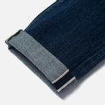 Мужские джинсы Edwin ED-85 CS Red Listed Selvage Denim 10.5 Oz Blast Wash фото- 4