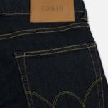 Мужские джинсы Edwin ED-85 CS Red Listed Selvage Denim 10.5 Oz Rinsed фото- 5