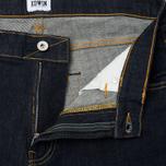 Мужские джинсы Edwin ED-85 CS Red Listed Selvage Denim 10.5 Oz Rinsed фото- 2