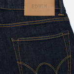 Мужские джинсы Edwin ED-85 CS Red Listed Selvage Denim 10.5 Oz Rinsed фото- 3