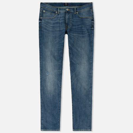 Мужские джинсы Edwin ED-85 CS Red Listed Selvage Denim 10.5 Oz Sky Wash