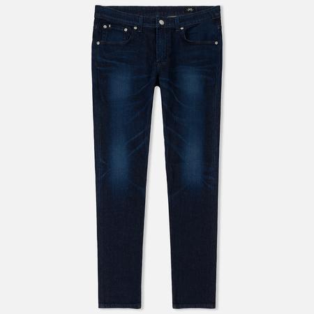 Мужские джинсы Edwin Modern Regular Tapered Blue Denim 12.5 Oz Dark Used