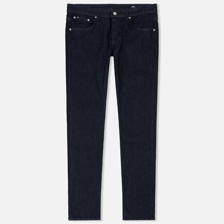 Мужские джинсы Edwin Modern Regular Tapered Blue Denim 12.5 Oz Rinsed