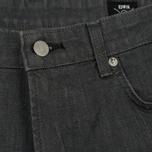 Мужские джинсы Edwin Modern Regular Tapered Grey Japanese Stretch Denim Grey Rinsed фото- 1