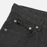 Мужские джинсы Edwin Modern Regular Tapered Grey Japanese Stretch Denim Grey Rinsed фото- 3