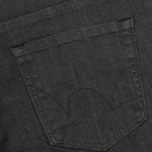 Мужские джинсы Edwin Modern Regular Tapered Grey Japanese Stretch Denim Grey Rinsed фото- 4