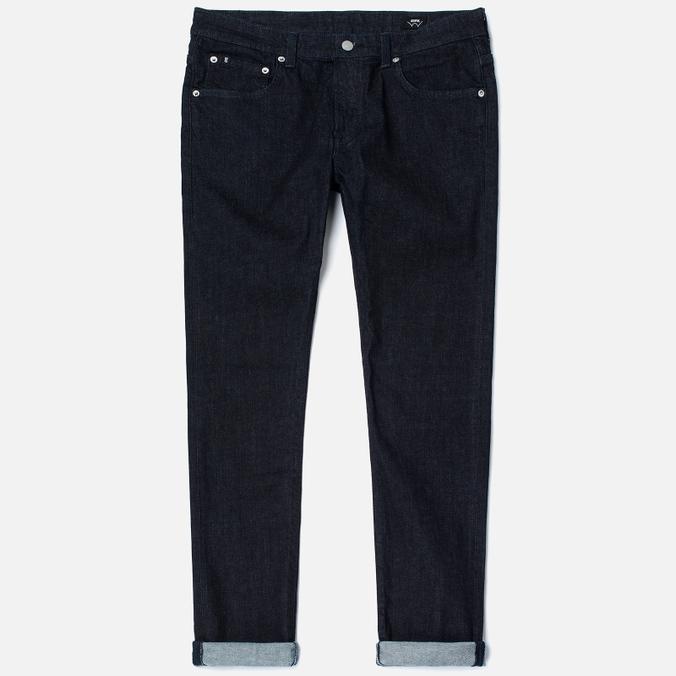 Мужские джинсы Edwin Modern Regular Tapered Japanese Stretch 11.5 Oz Blue Rinsed
