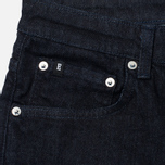 Мужские джинсы Edwin Modern Regular Tapered Japanese Stretch 11.5 Oz Blue Rinsed фото- 1