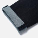 Мужские джинсы Edwin Modern Regular Tapered Japanese Stretch 11.5 Oz Blue Rinsed фото- 4
