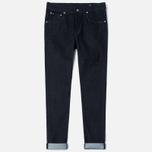 Edwin Modern Regular Tapered Japanese Stretch 11.5 Oz Men's Jeans Blue Rinsed photo- 0