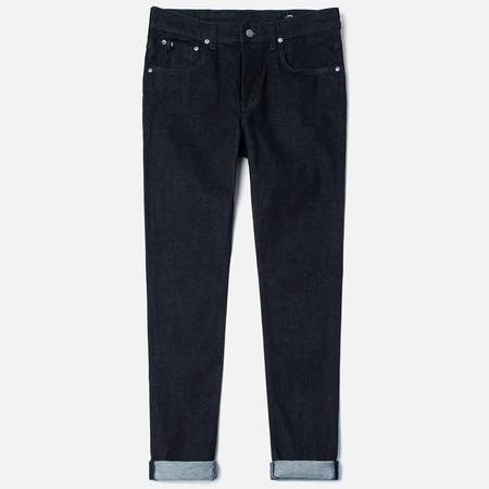 Edwin Modern Regular Tapered Japanese Stretch 11.5 Oz Men's Jeans Blue Rinsed