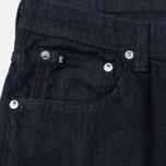 Edwin Modern Regular Tapered Japanese Stretch 11.5 Oz Men's Jeans Blue Rinsed photo- 2