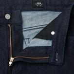 Edwin Modern Regular Tapered Japanese Stretch 11.5 Oz Men's Jeans Blue Rinsed photo- 1