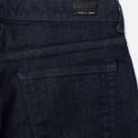 Edwin Modern Regular Tapered Japanese Stretch 11.5 Oz Men's Jeans Blue Rinsed photo- 3