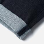 Edwin Modern Regular Tapered Japanese Stretch 11.5 Oz Men's Jeans Blue Rinsed photo- 4