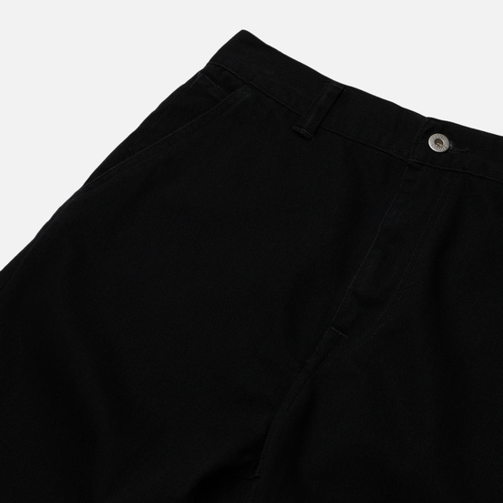 Мужские джинсы Edwin Universe Slim Cropped 10 Oz Black Easy Stone Wash