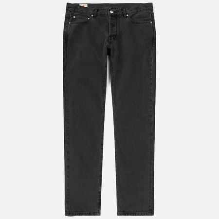 Мужские джинсы Han Kjobenhavn Tapered 17 Oz Black Stonewash