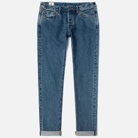 Han Kjobenhavn Tapered 17 Oz Men's Jeans Heavy Stone