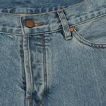 Мужские джинсы Han Kjobenhavn Tapered 17 Oz Heavy Stone фото- 1