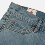 Мужские джинсы Han Kjobenhavn Tapered 17 Oz Heavy Stone фото- 3