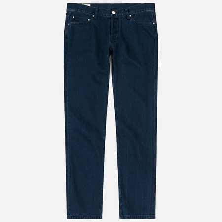 Мужские джинсы Han Kjobenhavn Tapered 17 Oz Redlisting Raw